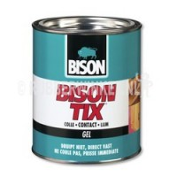 Bison Tix gel contact lijm blik 750ml