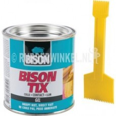 Bison Tix gel blik 250ml contactlijm
