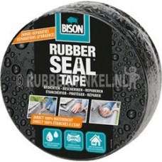 Bison Rubber Seal reparatie tape 75 mm. breed